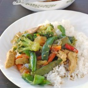 stir fry chicken 1