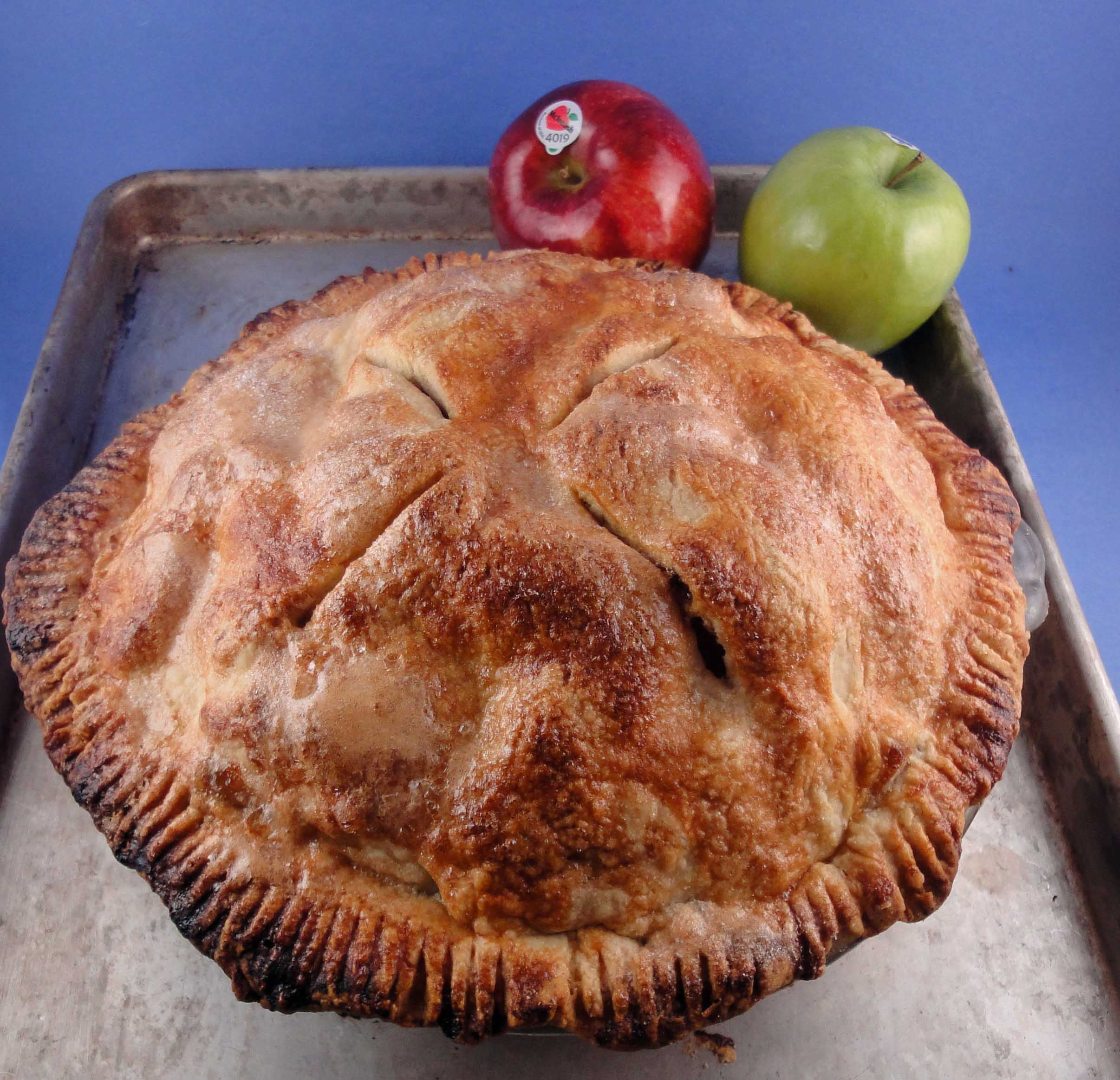 Classic Apple Pie | Blissfully Delicious