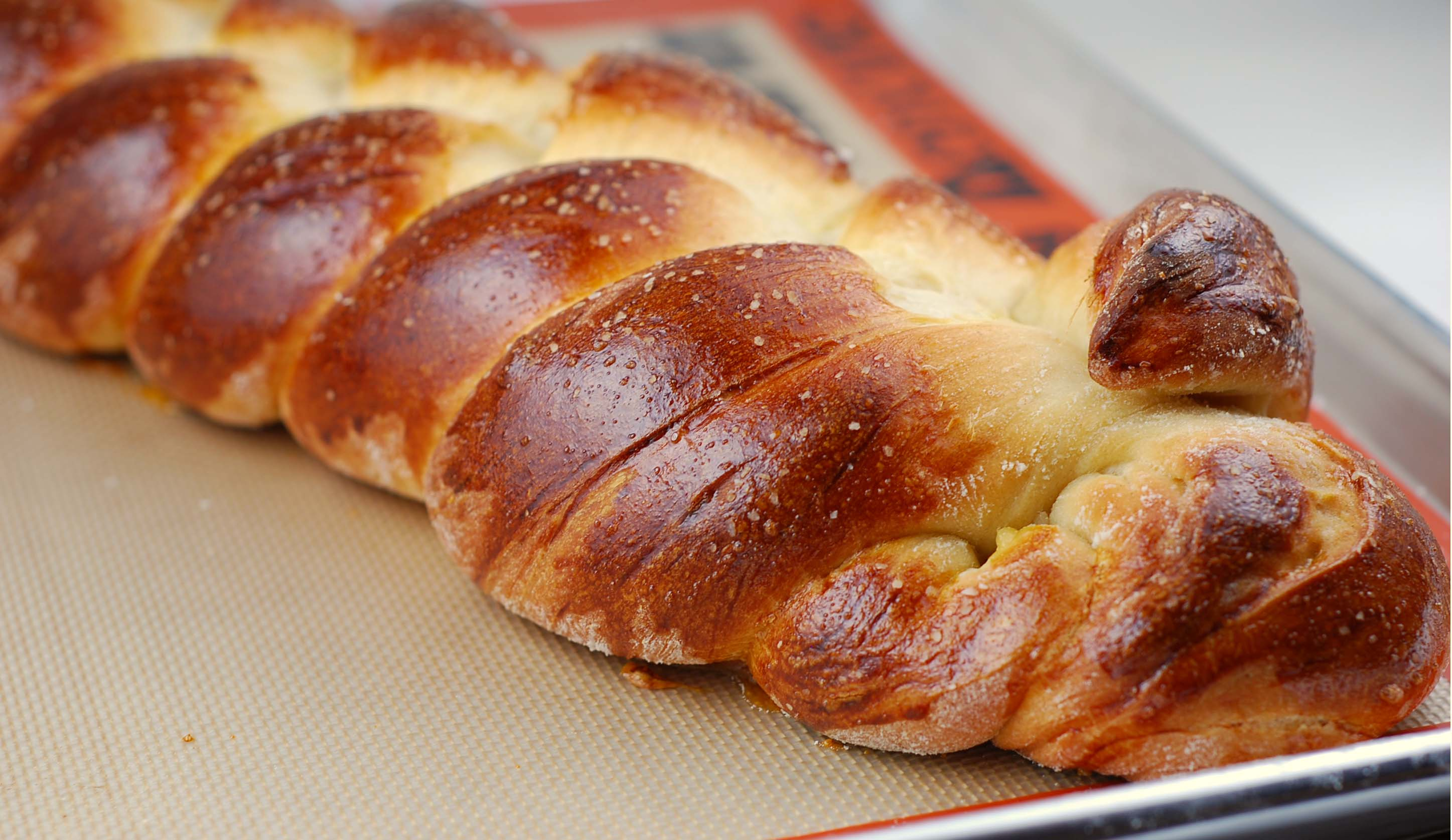 Challah | Blissfully Delicious