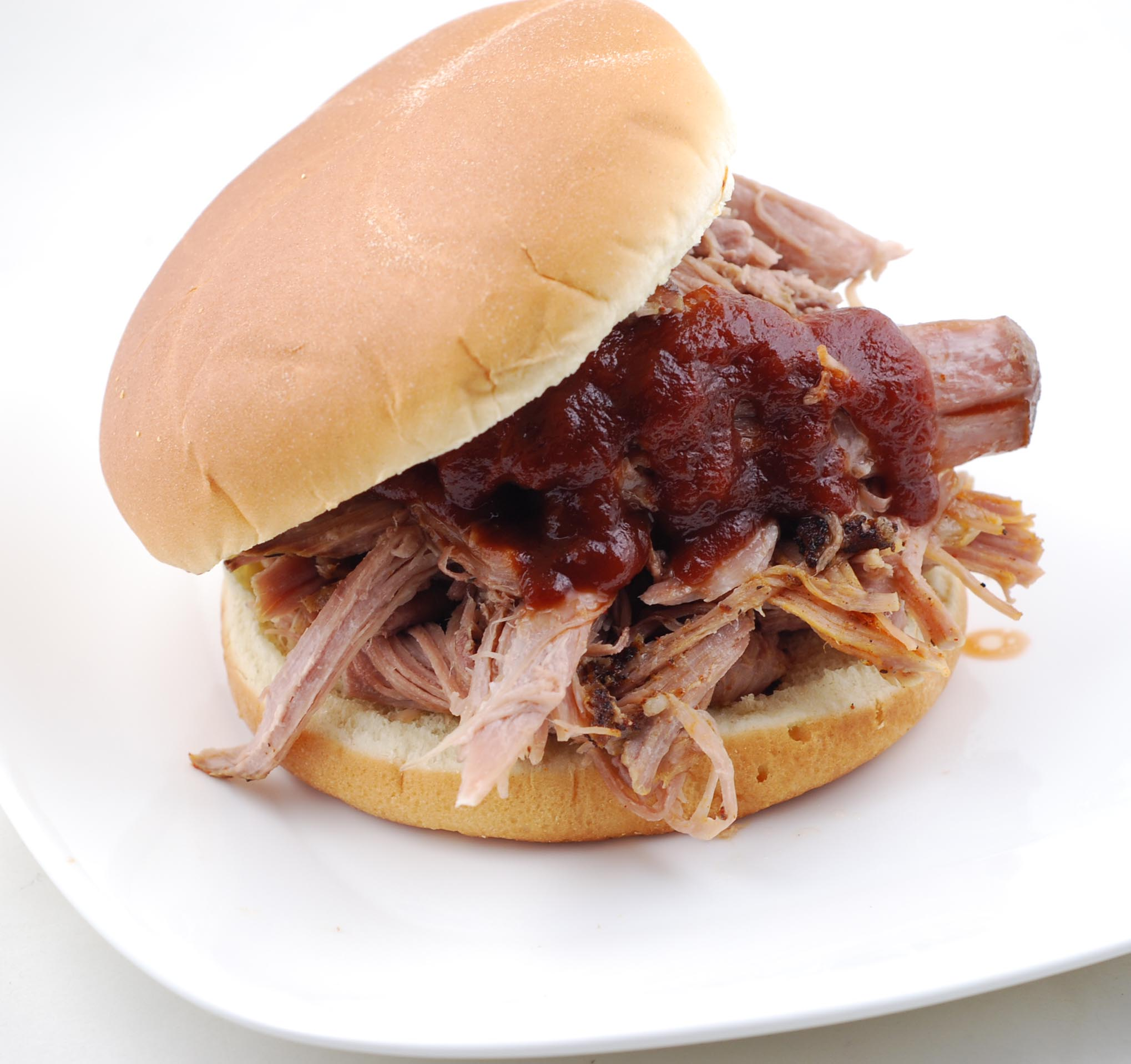 Slow Cooker Pulled Pork | Blissfully Delicious