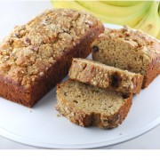 lighter banana bread