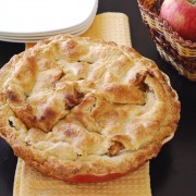 apple pie top