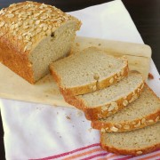 honey oatmeal bread 1