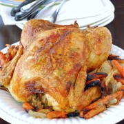 sage roasted chicken 1