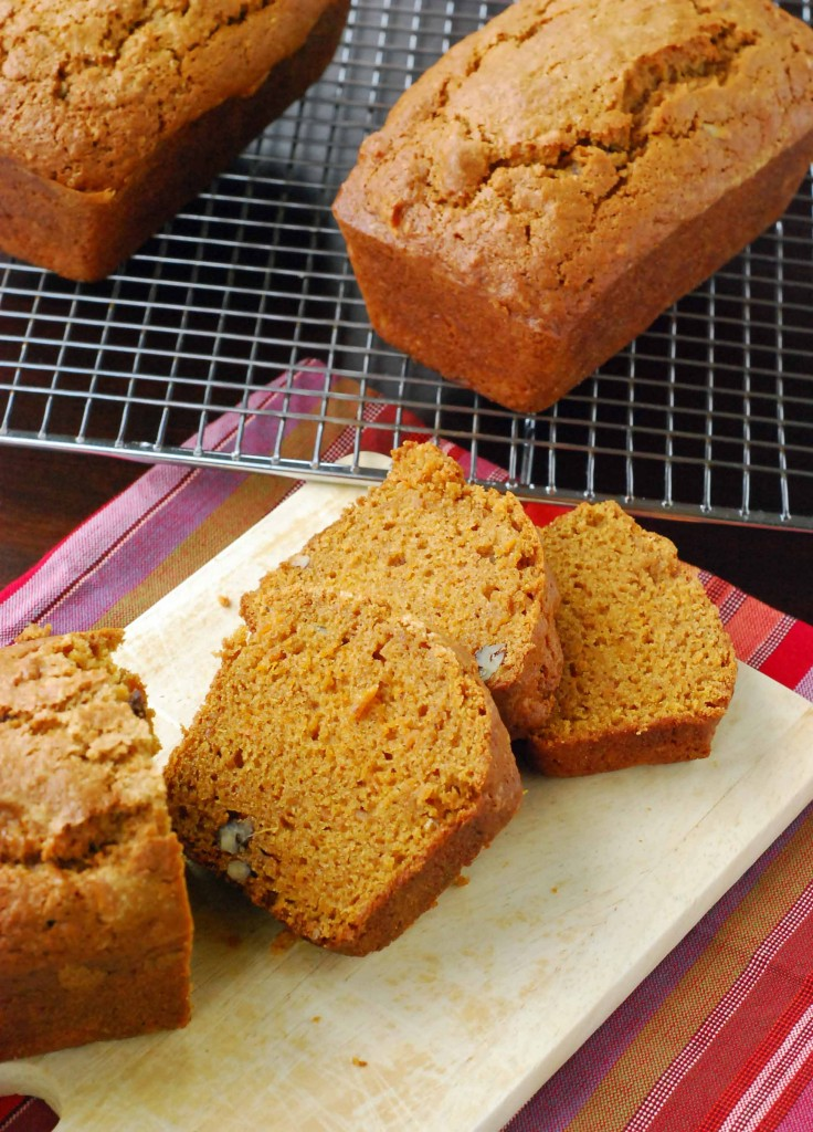 Sweet Potato Bread | Blissfully Delicious