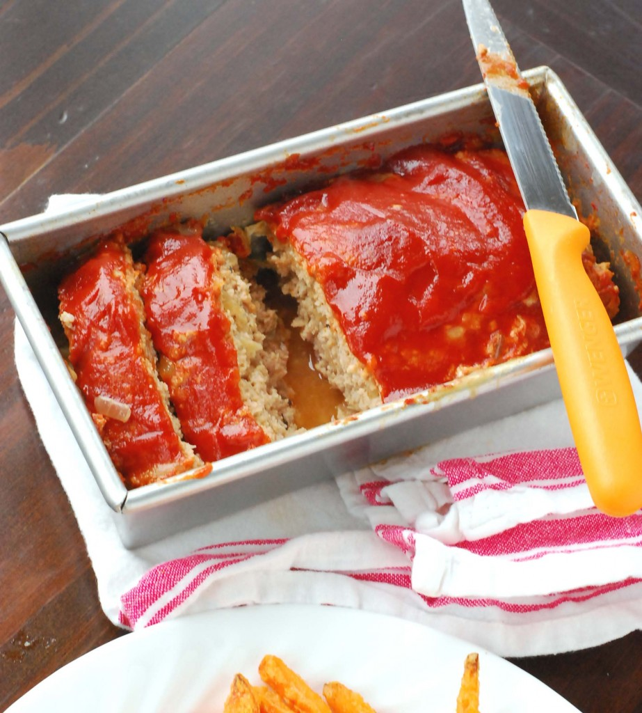 Blissfully Delicious: Turkey Meatloaf Recipe