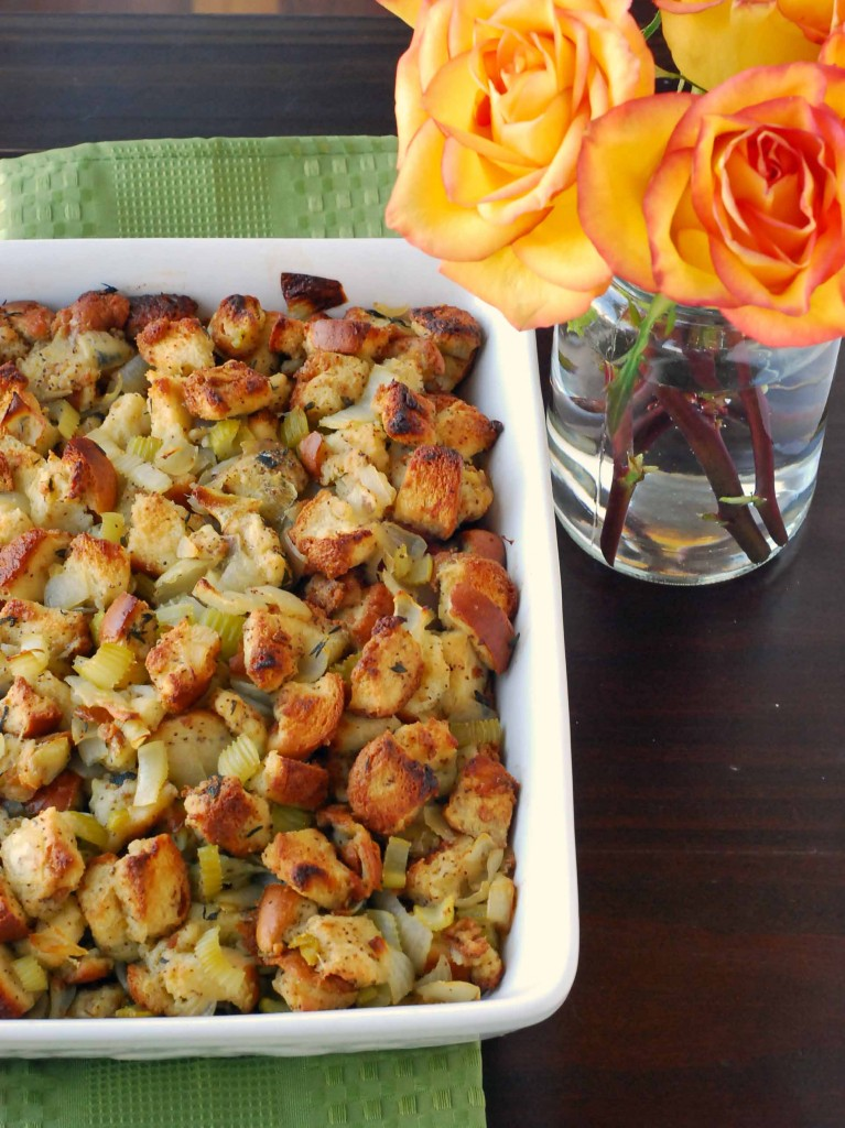 simple stuffing recipe