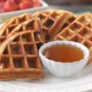buttermilk waffles 3