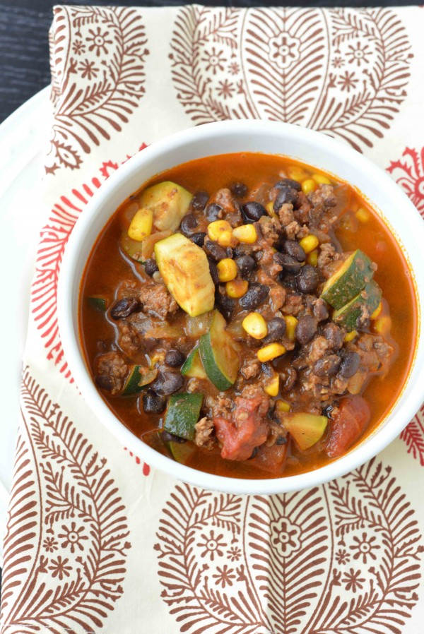 blackbean chili 2