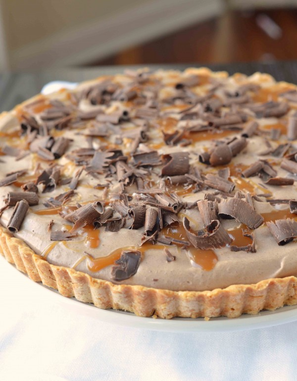 Milky Way Tart Recipe — Dishmaps