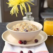 cran and orange oatmeal 2