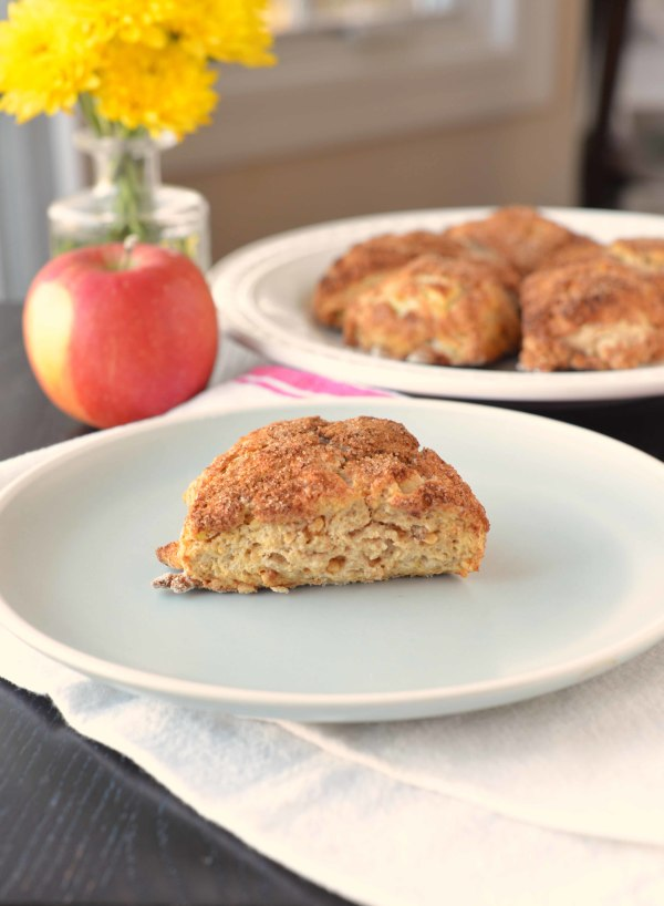 fresh apple scone 2