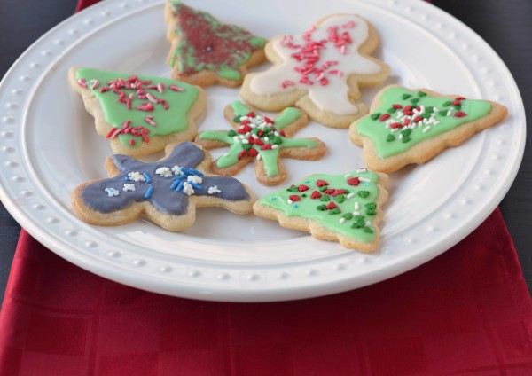 holiday sugar cookies 2